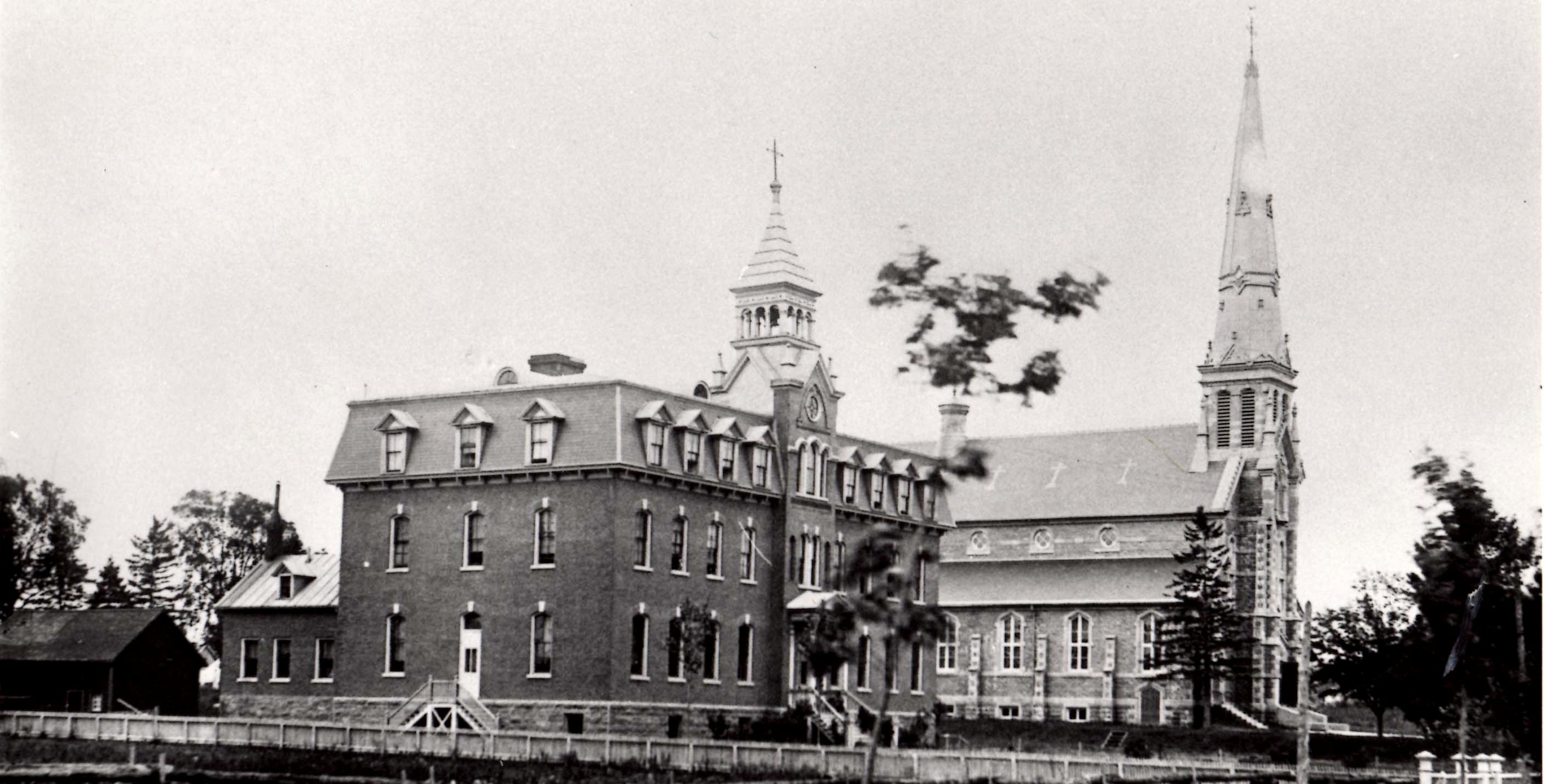 Picture of Alexandria Church and Seminary