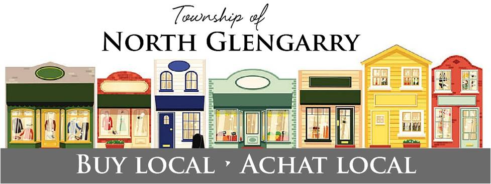 Shop Local in North Glengarry Banner