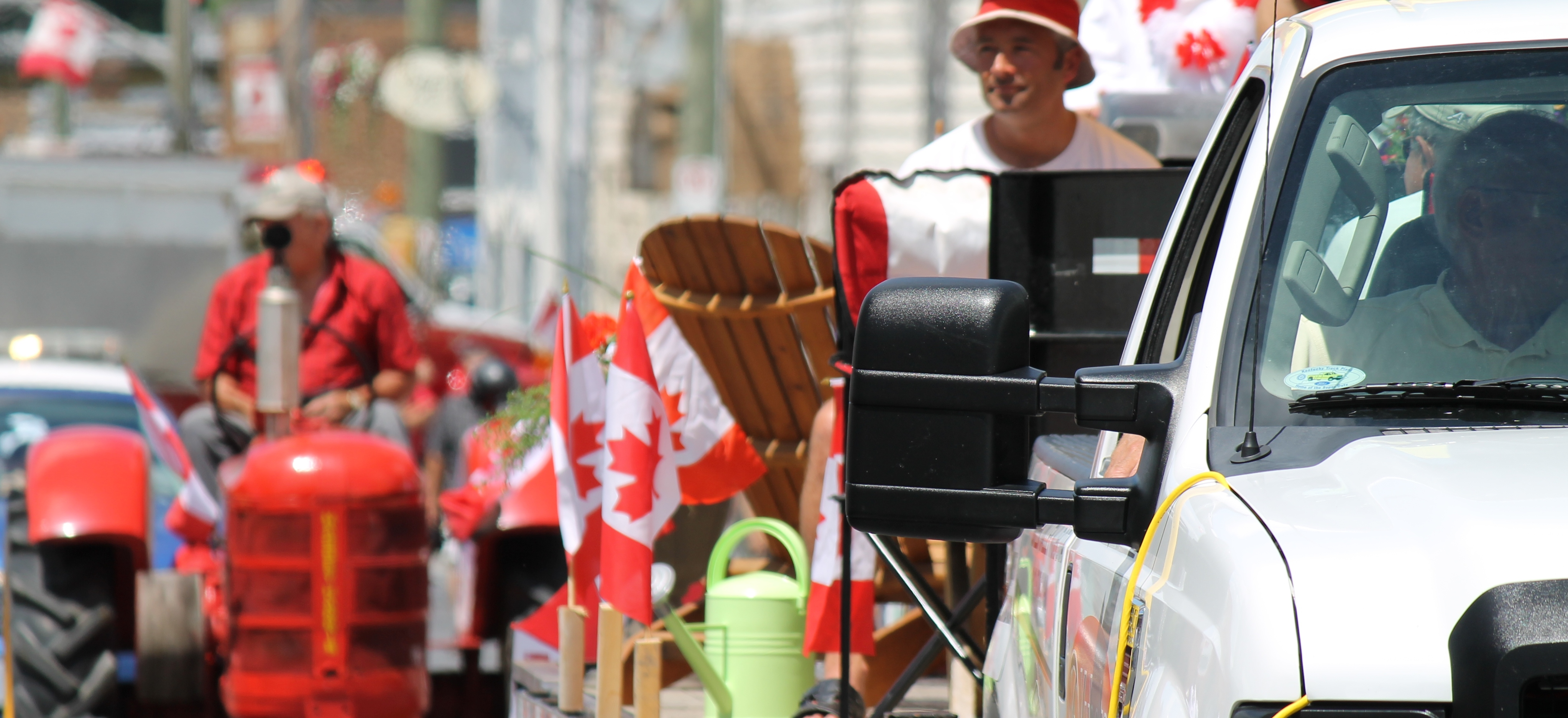 Picture of Canada Day Parade